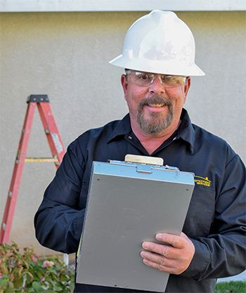 Insite Inspection Service owner Mark Strawn
